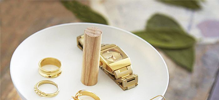 Zakka雜貨網: 雙層小物收納盤 / 設計文創購物網站 / 創意禮品集散地 | Jewelry organization, Organization, Jewelry