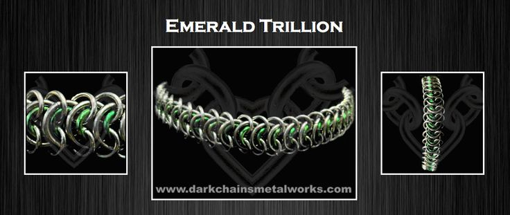 Emerald Trillion