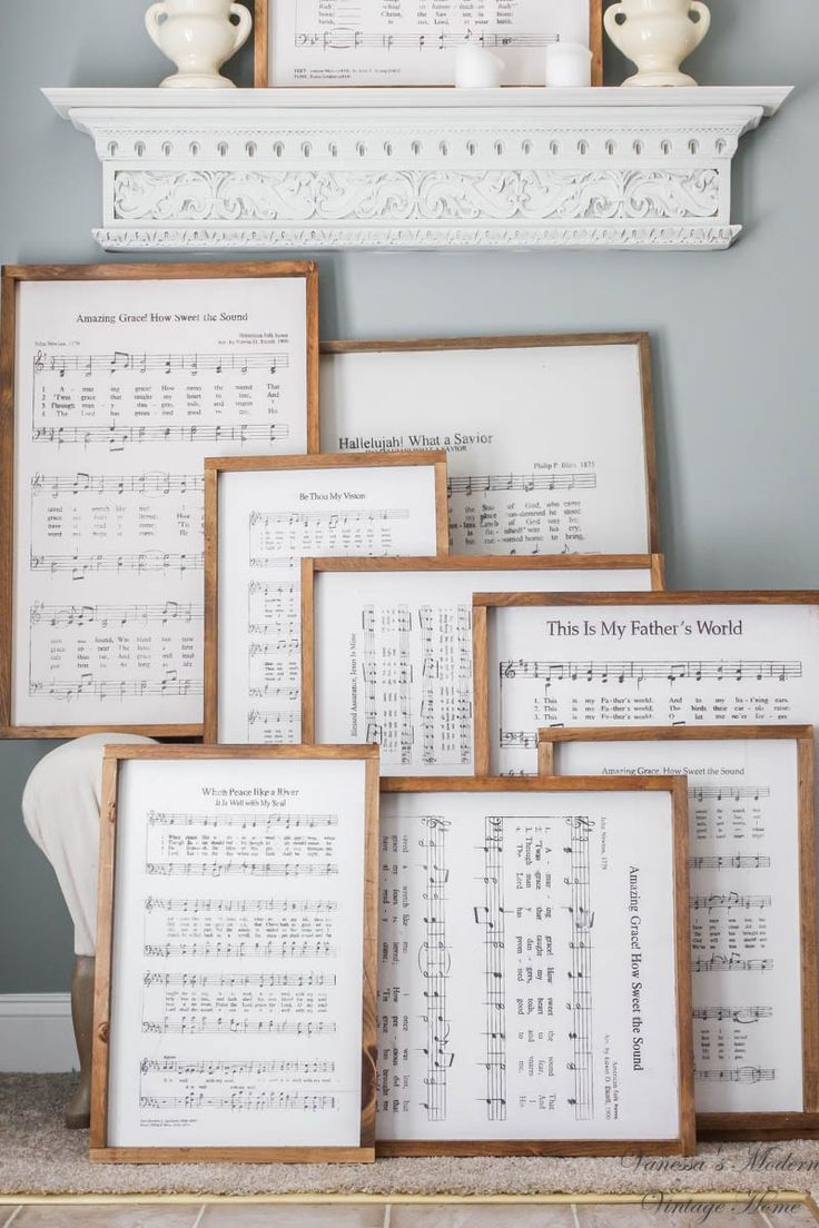 25 best ideas about framed sheet music on pinterest for Bedroom hymns lyrics