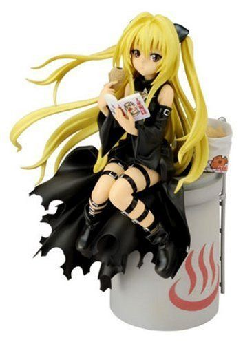 To Love Ru Golden Darkness [1/8 Scale PVC] by Megahouse. $273.17. japan. figure. anime. To Love Ru. girl. To Love Ru: Golden Darkness PVC Figure 1/8 Scale