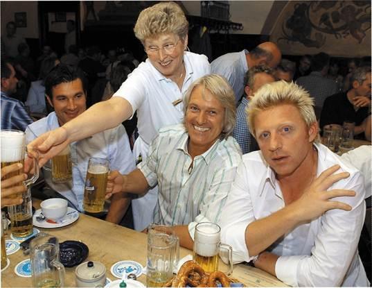 Boris Becker und viele weitere Prominente sind im Bräustüberl Tegernsee bereits eingekehrt    http://www.facebook.com/Braustuberl