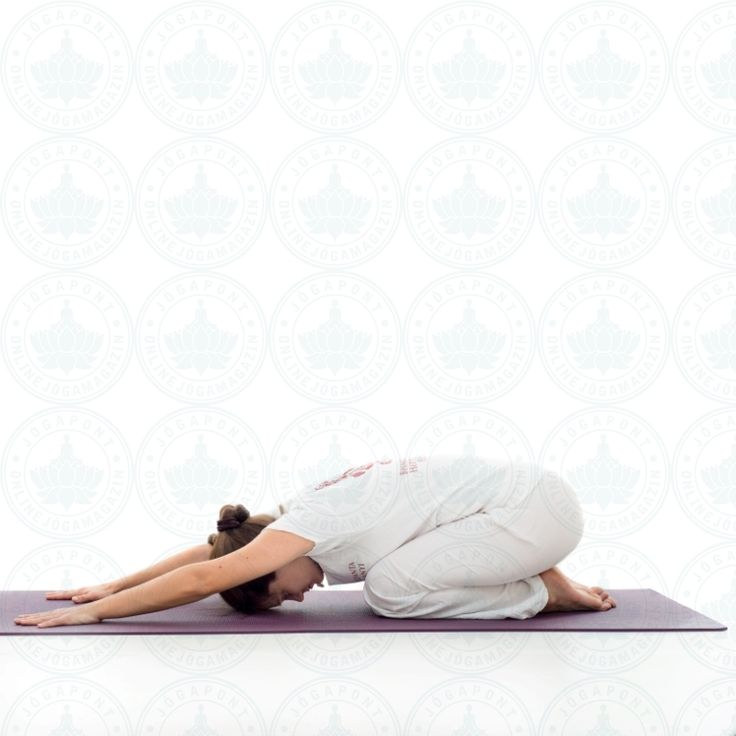 Sasánkászana - Holdpóz - Jógapont Online jógamagazin