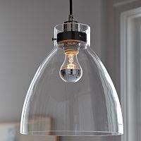 industrial, modern lighting