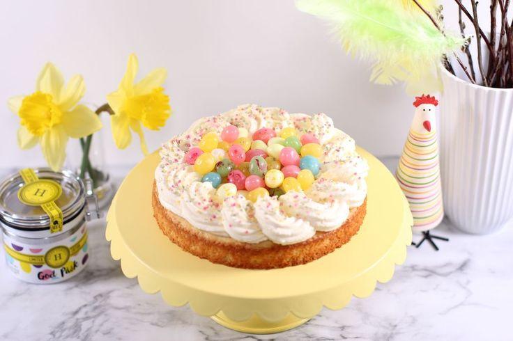 Påskkladdkaka - CakeByMary