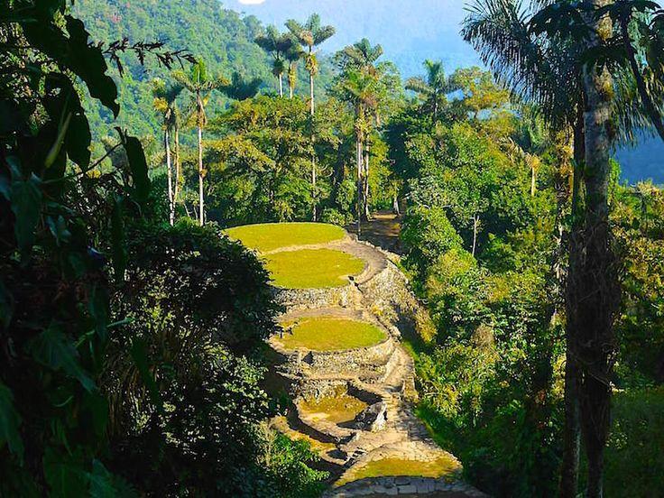 Ciudad Perdida – Abenteuer pur! Dschungel-Trekking in Kolumbien auf der Suche nach der Verlorenen Stadt