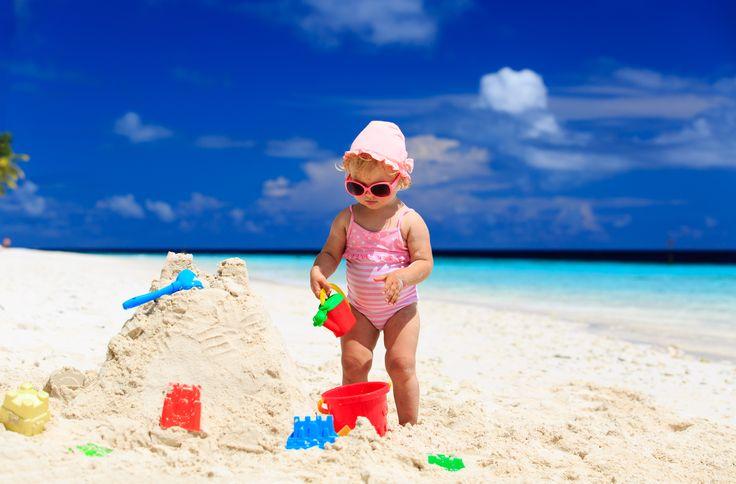 Domácí písek pro děti