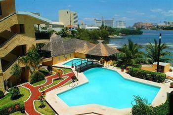 Celuisma Imperial Laguna Hotel Rating: 2.0 Stars  Calle Quetzal No.11, Km 7.5, Cancun, QROO 77500 Mexico 1-866-500-4938