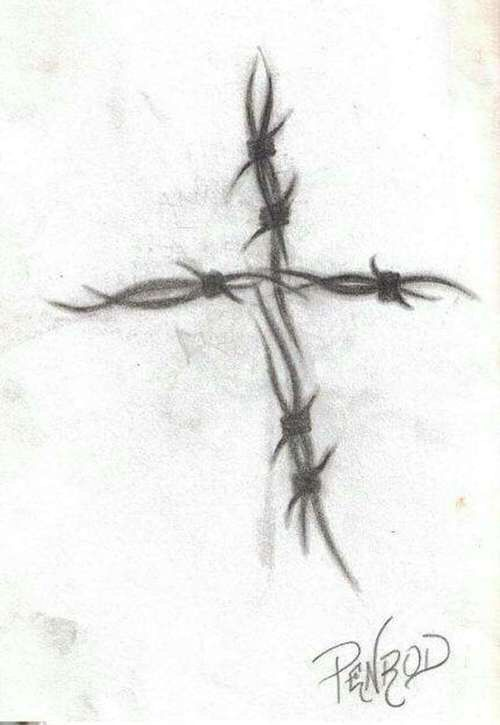 The 77 best Barbwire tattoo\'s images on Pinterest | Tattoo ideas ...