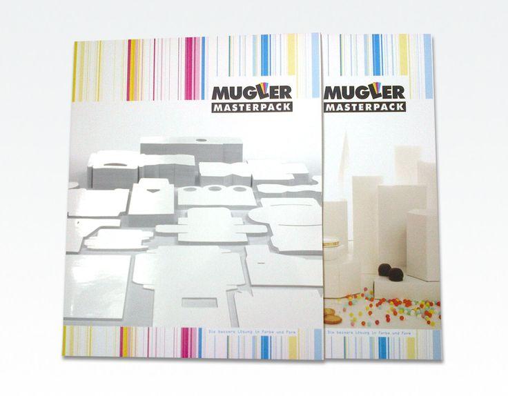 MUGLER MASTERPACK // IMAGE BROCHURE – printed on heaven 42