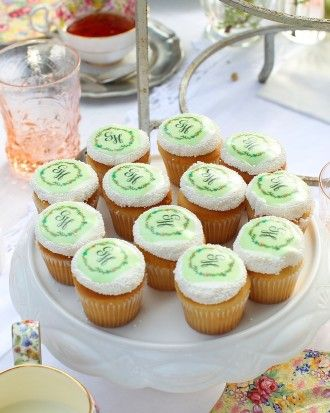 Call Me Cupcake - A Shabby-Chic Backyard Shower for Blogger and Bride-to-Be Geri Hirsch