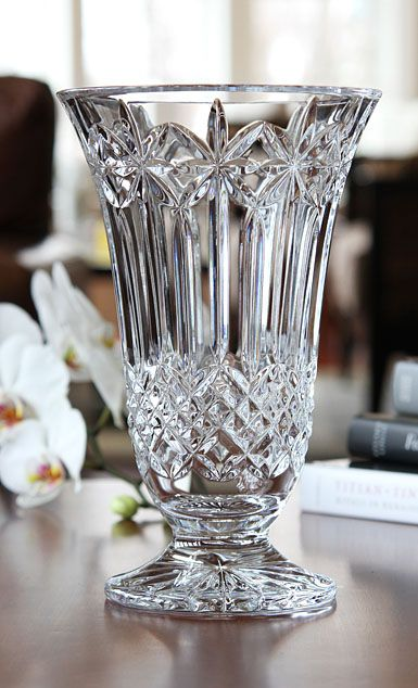 Waterford Balmoral 10 inch Vase