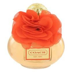 Coach Poppy Blossom Eau De Parfum Spray (Tester) By Coach Perfume for Women