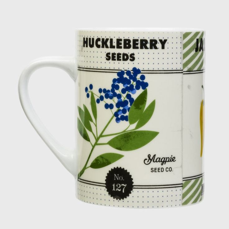 Roots & Shoots Big Mug - Summer  #gift #cheap #cool #presents #gifts #mzube #quirky #sale #birthday #shopping   https://www.mzube.co.uk