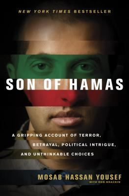 Son of Hamas / Mosab Hassan Yousef, with Ron Brackin. April 2016