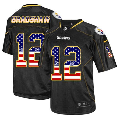 Men's Pittsburgh Steelers #24 Justin Gilbert Black Anthracite 2016 Salute To Service Stitched NFL Nike Limited Jersey
