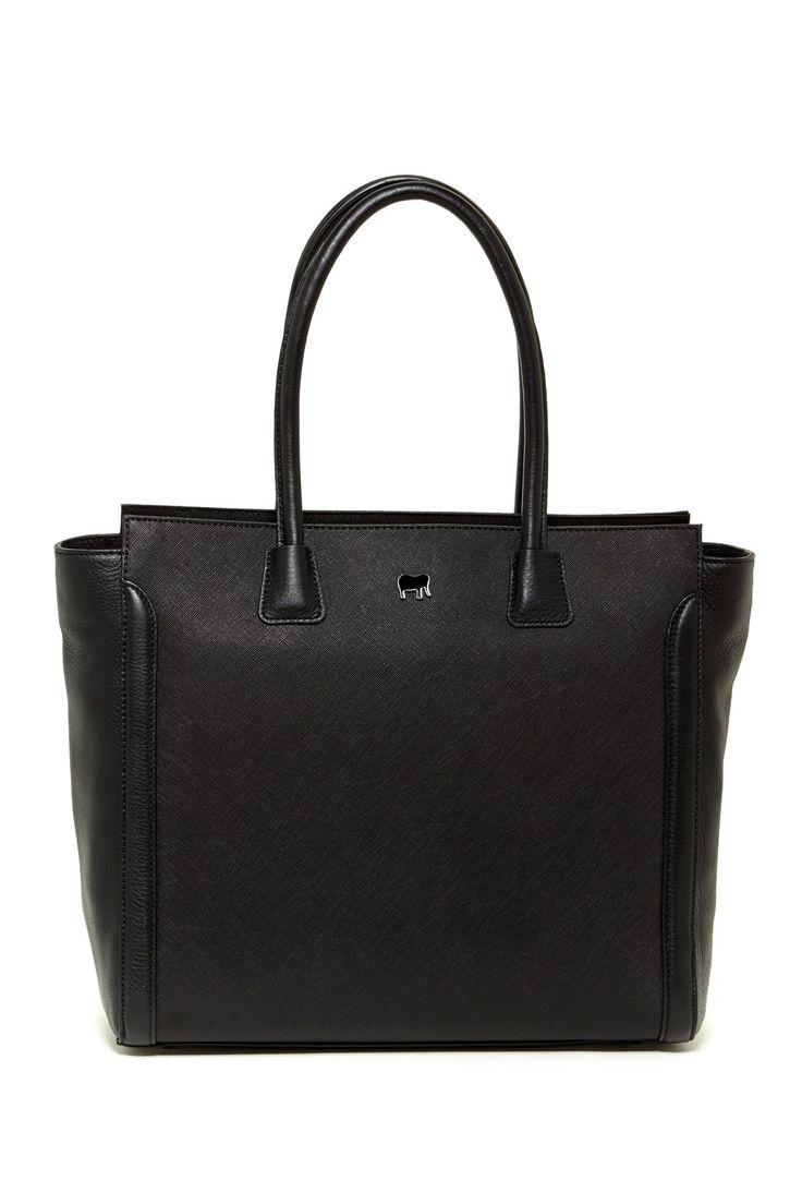 Palermo Leather Tote by Mywalit on @nordstrom_rack
