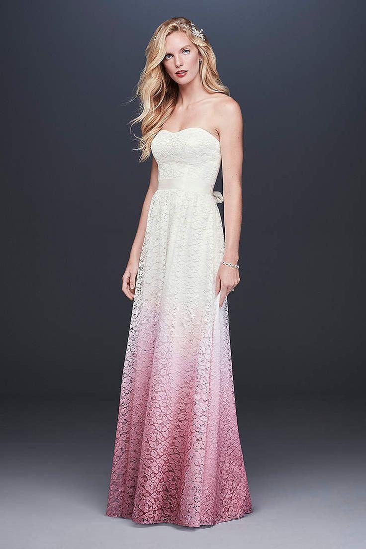 41+ Ombre wedding dress uk info
