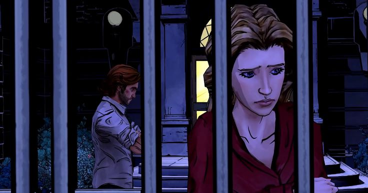 The Wolf Among Us - Bigby Wolf and Beauty