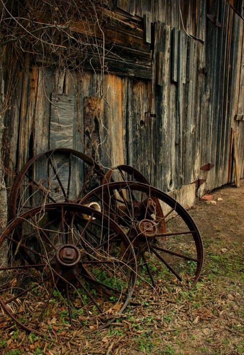 roues de charrue