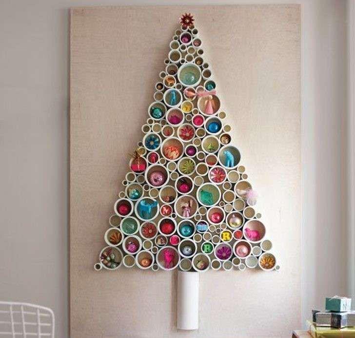 Albero Di Natale Originale Fai Da Te.Alberi Di Natale Originali Albero Di Natale Fai Da Te