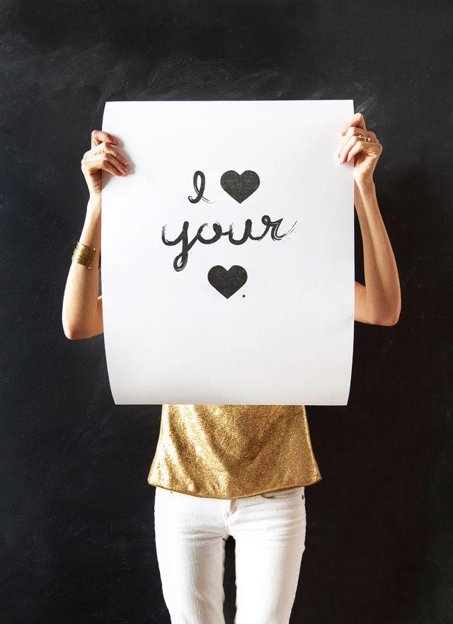 i heart your heart | smitten studio