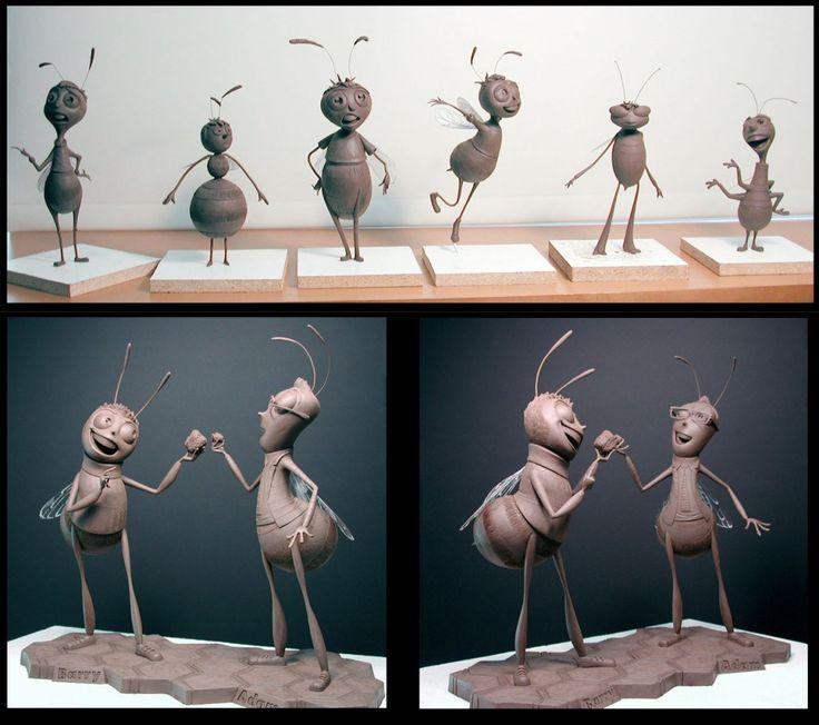 http://theconceptartblog.com/2011/08/29/desenvolvendo-barry-e-adam-de-bee-movie-2/