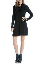 New Karen Kane Cowl Neck Trapeze Dress online, New offer for Karen Kane Cowl Neck Trapeze Dress @>>hoodress dress shop<<
