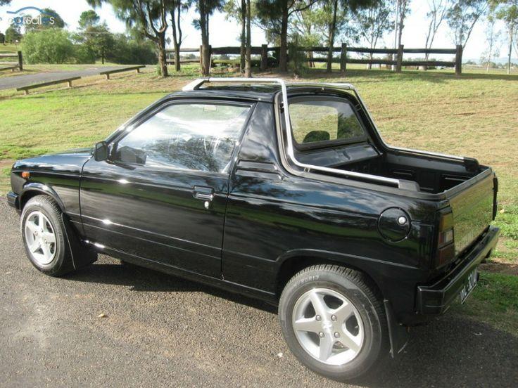 1986 Suzuki Mighty Boy