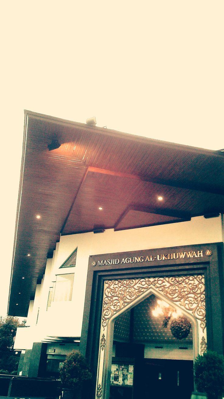 Masjid Al Ukhuwah, Bandung