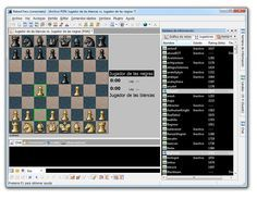 BabasChess is a new customer for internet chess for computers with Windows and Linux operating sistiema. This client Internet to play chess, has a range for advanced users but also has a great ease of use. Pose a game environment very fast and customizable with a powerful viewer and editor PGN format.