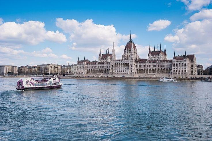 Budapest hajózás