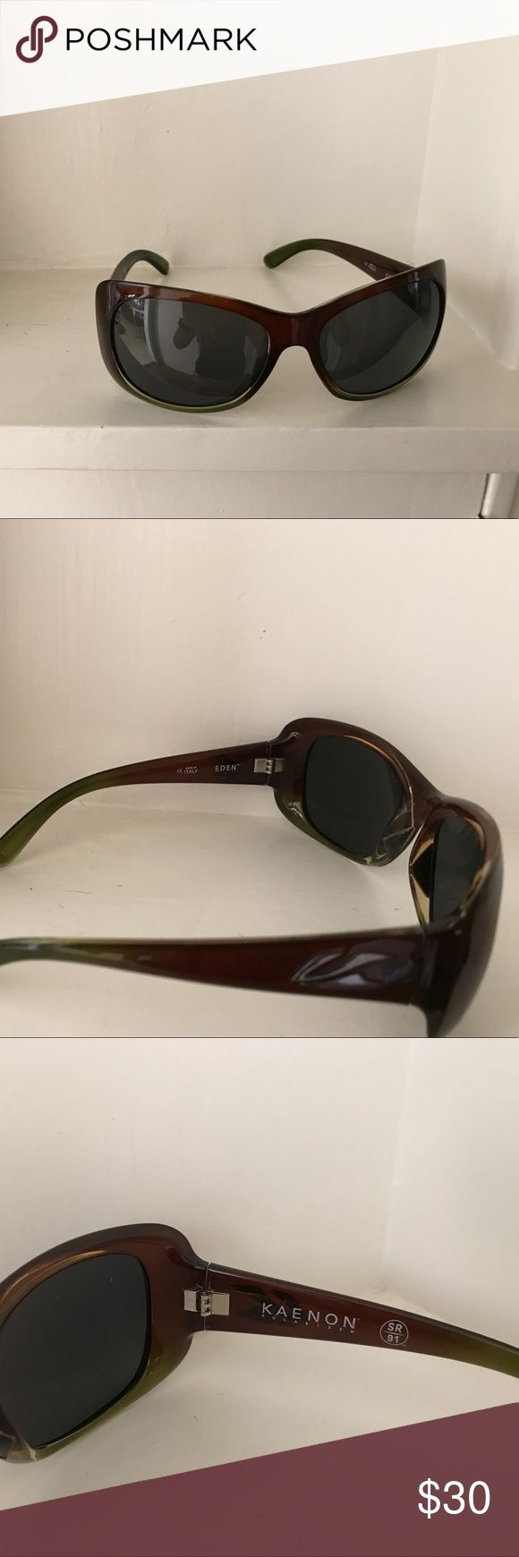 Kaenon sunglasses Eden Kaenon  sunglasses Eden,  tortoise color, still in good condition kaenon Accessories Sunglasses