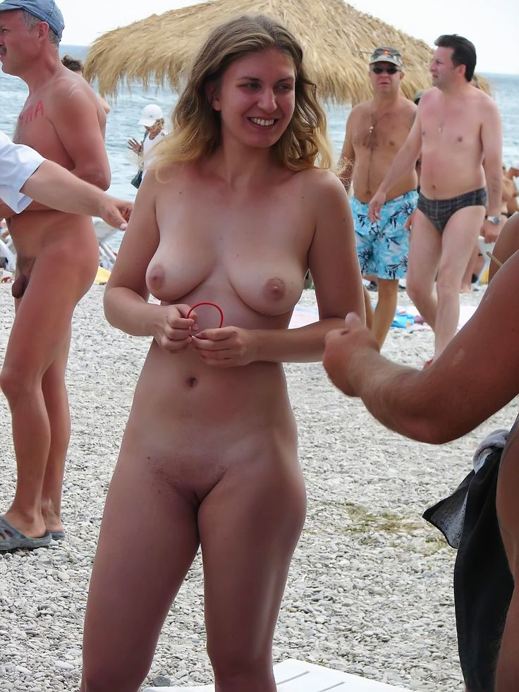 Nudist naturist friends