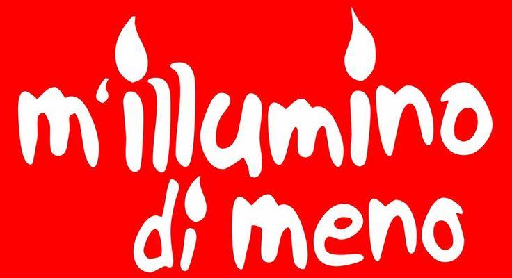 """San Valentino con """"M'illumino di meno"""" #svalentino #trentinodavivere"""