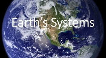 This presentation was made to help students realize that the Earth is divided into systems and that those systems interact.  It follows the Next Generation Science Standards (5-ESS2-1; 5-ESS2-2; 5-ESS3-1).  It makes students think about science by defining some simple classroom experiments and questioning their results.
