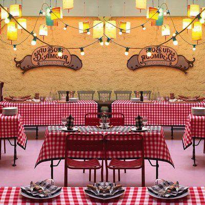 25 best ideas about deco bistrot on pinterest cuisine bistrot peindre des meubles en blanc. Black Bedroom Furniture Sets. Home Design Ideas