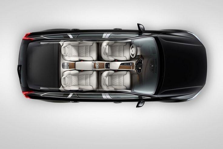 Şangay Otomobil Fuarı'nda Görücüye Çıkacak: VOLVO XC90 T8 'Excellence' | elitstil.com