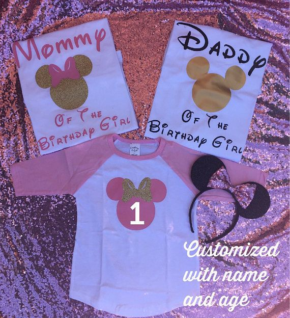 Minnie mouse birthday shirt Minnie mouse birthday tutu mommy