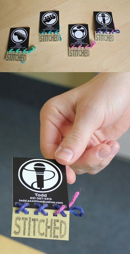 20 Creative Examples of Business Card Designs to Draw Attention of Your Customers