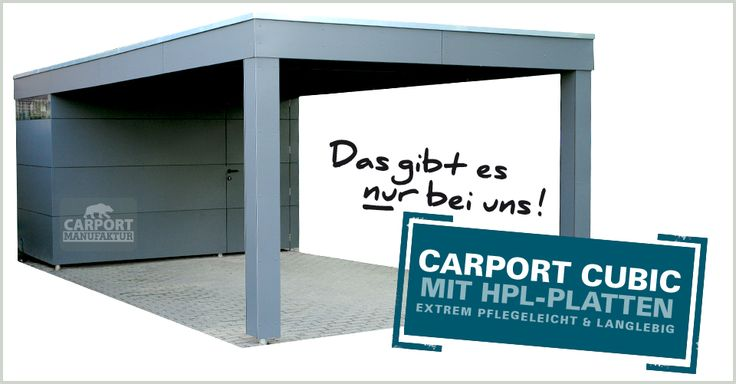 Carport modern von KWP