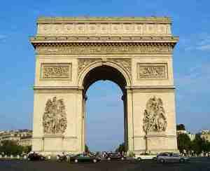 famous landmark in paris-XAMY