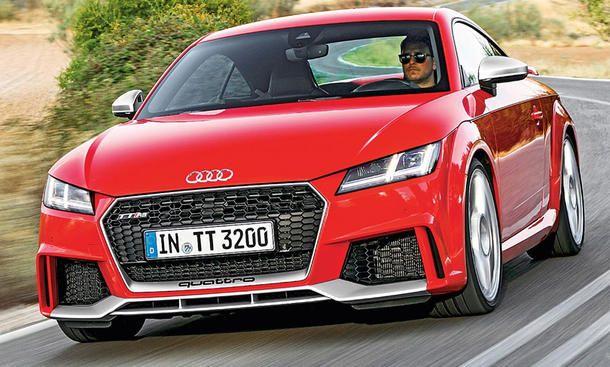 Audi TT RS: Test | autozeitung.de