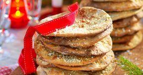 Knäckebröd med linfrö – recept