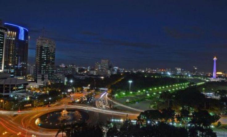 Jakarta lights