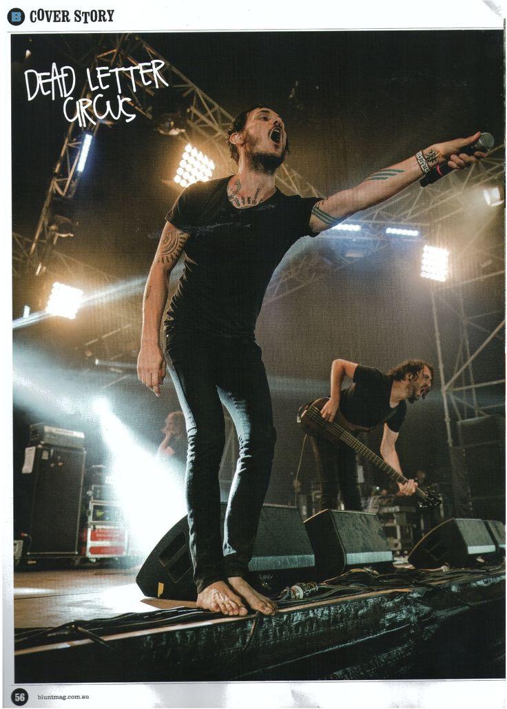 Blunt Magazine - August 2013