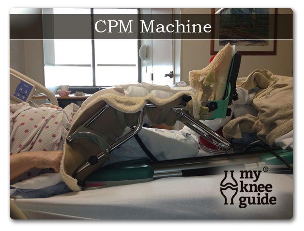 continuous passive motion machine nursing care