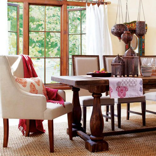 World Market Dining Room: World Market-Dining Room Table