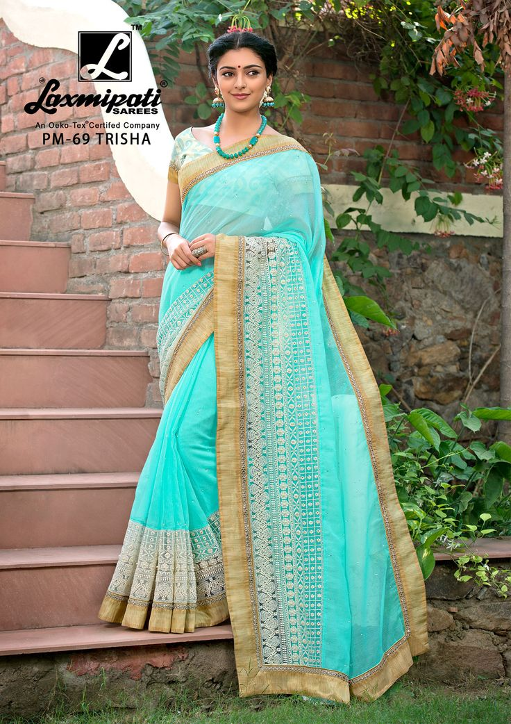 Get this Enchanting Blue Colored Sky Blue Cotton Super Net Embroidery Saree and Sky Blue Cotton Off White Blouse along with Lace Border for your special occasion.#Catalogue- #SABRANG #DesignNumber- SABRANG 69 #Price - ₹ 3158.00  #Bridal #ReadyToWear #Wedding #Apparel #Art #Autumn #Black #Border #MakeInIndia #CasualSarees #Clothing #ColoursOfIndia #Couture #Designer #Designersarees #Dress #Dubaifashion #Ecommerce #EpicLove #Ethnic #Ethnicwear #Exc