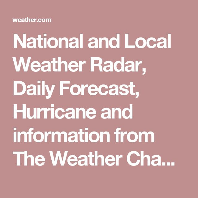 The Best Daily Weather Forecast Ideas On Pinterest Weekly - Us weather map gre