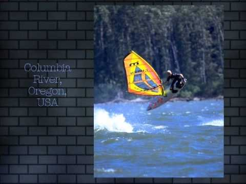 Windsurfing - Original Music (Pipsqueak) by Bob Crawford Beautiful photographs of Windsurfers around the globe with joyful uptempo jazz by Bob Crawford. The photos are available as posters worldwide.